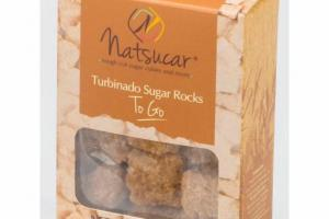 TURBINADO SUGAR ROCKS