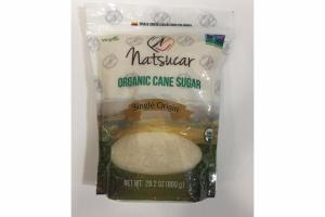 SINGLE ORIGIN ORGANIC CANE SUGAR