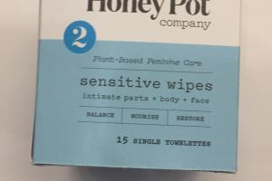Sensitive Wipes