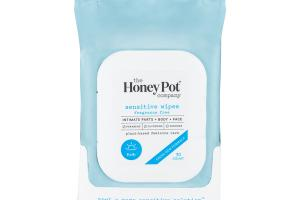FRAGRANCE FREE SENSITIVE WIPES