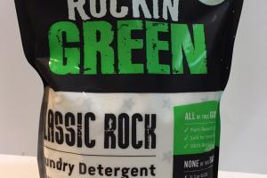 Laundry Detergent, Classic Rock