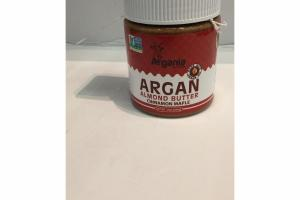 CINNAMON MAPLE ARGAN ALMOND BUTTER