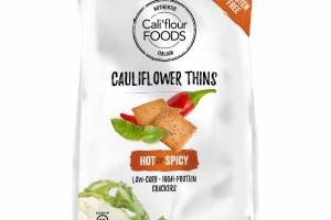 HOT & SPICY CAULIFLOWER THINS CRACKERS