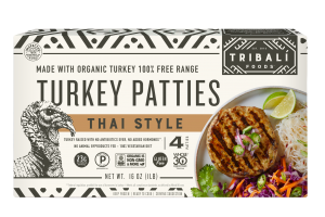 THAI STYLE TURKEY PATTIES