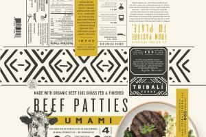 UMAMI BEEF PATTIES
