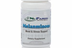 MELANMINOUS MOOD & STRESS SUPPORT TABLETS DIETARY SUPPLEMENT