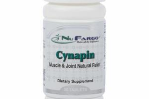 CYNAPIN MUSCLE & JOINT NATURAL RELIEF DIETARY SUPPLEMENT TABLETS