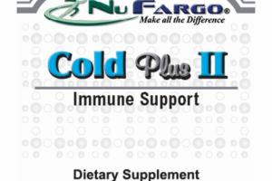 COLD PLUS II IMMUNE SUPPORT TABLETS DIETARY SUPPLEMENT