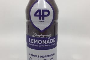 Lemonade Sweetened With Maple Syrup
