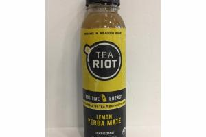 LEMON YERBA MATE ENERGIZING TEA & JUICE BLEND