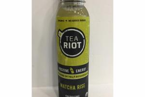 MATCHA RISE ENERGIZING TEA & JUICE BLEND