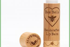 Handcrafted Lip Balm, Peppermint