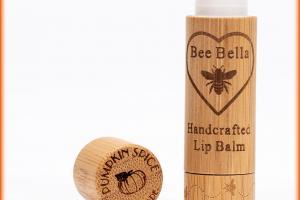 Pumpkin Spice Handcrafted Lip Balm