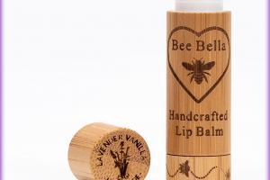 Handcrafted Lip Balm, Lavender Vanilla