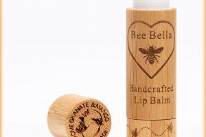 Handcrafted Lip Balm, Pomegranate & Mango