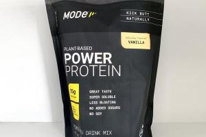 VANILLA, PLANT-BASED POWER PROTEIN POWDERED DRINK MIX