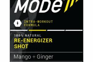MANGO + GINGER 100% NATURAL RE-ENERGIZER SHOT COLD-PRESSED DIETARY SUPPLEMENT