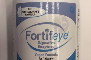 Digestive Enzymes Vegan Formula Dietary Supplement