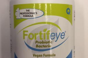 Probiotic Bacterial Vegan Formula Dietary Supplement