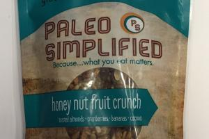 Honey Nut Fruit Crunch
