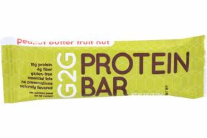 PEANUT BUTTER FRUIT NUT PROTEIN BAR
