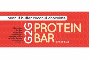 PROTEIN BAR PEANUT BUTTER COCONUT CHOCOLATE