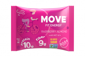 RASPBERRY ALMOND FIT ENERGY