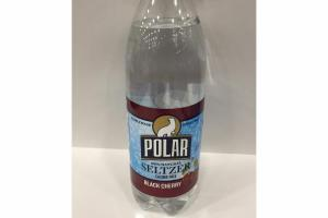 BLACK CHERRY 100% NATURAL SELTZER
