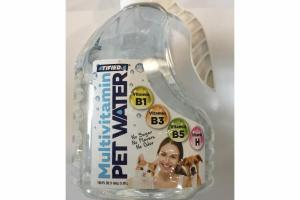 MULTIVITAMIN PET WATER
