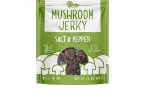 SALT & PEPPER MUSHROOM JERKY