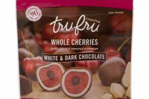 WHITE & DARK CHOCOLATE WHOLE CHERRIES