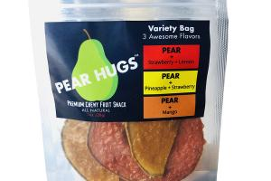 PREMIUM CHEWY FRUIT SNACK VARIETY BAG