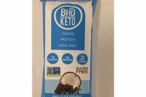 CHOCOLATE COCONUT COOKIE DOUGH KETO PROTEIN BAR