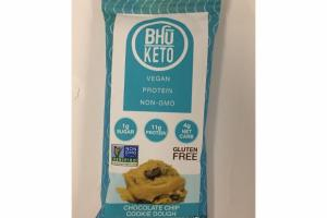 CHOCOLATE CHIP COOKIE DOUGH KETO PROTEIN BAR