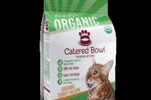 ORGANIC TURKEY RECIPE PREMIUM CAT FOOD