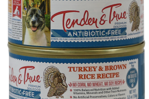 ANTIBIOTIC-FREE TURKEY & BROWN RICE RECIPE PATE PREMIUM DOG FOOD