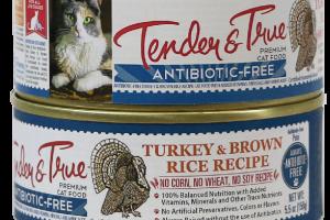TURKEY & BROWN RICE RECIPE PREMIUM CAT FOOD