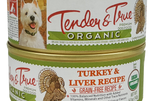 ORGANIC GRAIN-FREE TURKEY & LIVER RECIPE PATE PREMIUM DOG FOOD