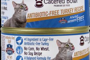 ANTIBIOTIC-FREE TURKEY RECIPE PATE PREMIUM CAT FOOD