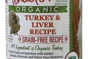 GRAIN-FREE TURKEY & LIVER RECIPE PREMIUM DOG FOOD