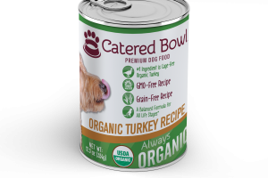 ORGANIC TURKEY RECIPE PREMIUM DOG FOOD