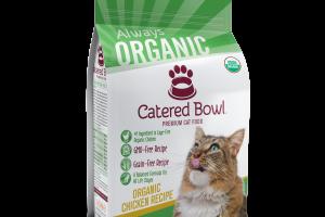 ORGANIC CHICKEN RECIPE PREMIUM CAT FOOD