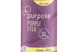 LEMON BLISS SUPER PURPLE TEA