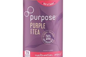 WATERMELON MINT SUPER PURPLE TEA