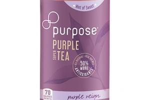 PURPLE REIGN SUPER PURPLE TEA