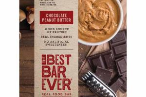 CHOCOLATE PEANUT BUTTER REAL FOOD BAR