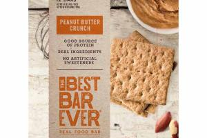PEANUT BUTTER CRUNCH REAL FOOD BAR