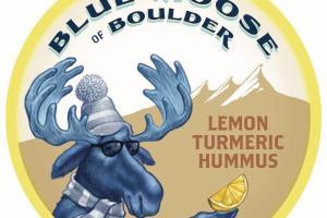 LEMON TURMERIC HUMMUS