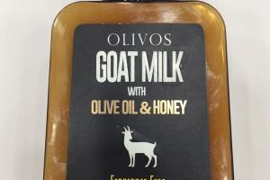 Goat Milk With Olive Oil & Honey Hand & Body Soap