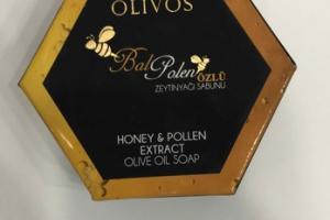 OLIVE OIL SOAP, HONEY & POLLEN EXTRACT